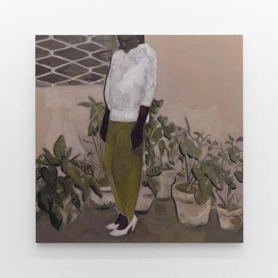 Kate Gottgens, 'Court Shoes', 2017