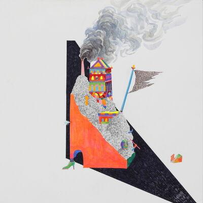 Ahn Doo Jin, 'Stripped Shoes', 2013