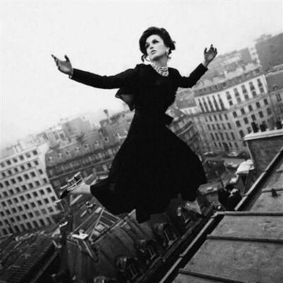 Melvin Sokolsky, 'Dior Wings', 1963