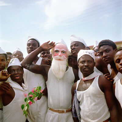 Todd Webb, 'Election Day, Togo', 1958