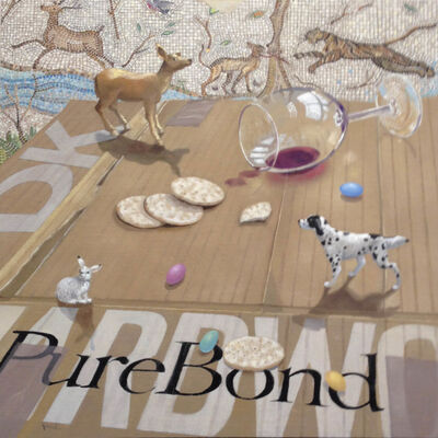 Barbara Kassel, 'Pure Bond', 2015