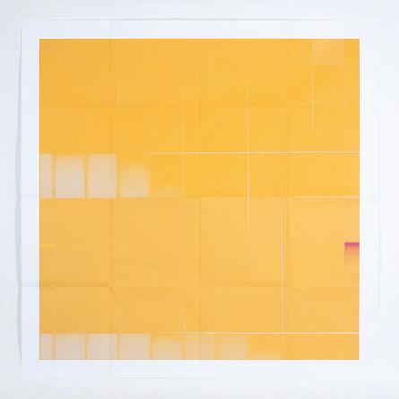 Juan Carlos Bracho, 'Naranja Inmenso', 2013