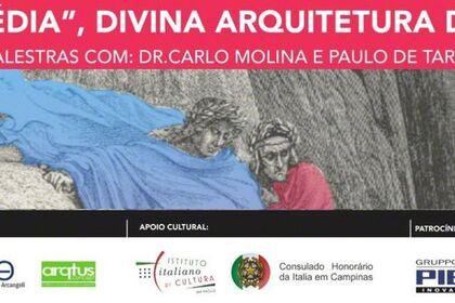 A Comédia- Divina Arquitetura de Dante