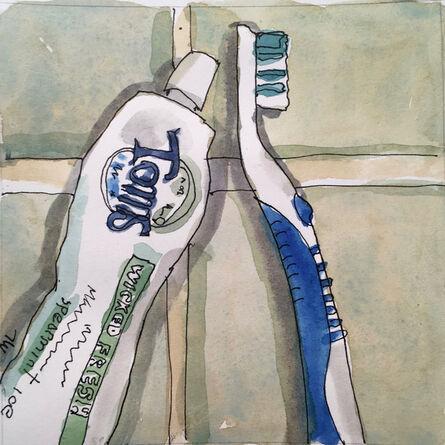 Mary Lawler, 'Teeth Time', 2017