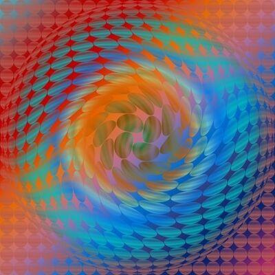 Yves Ullens, 'Geometric Illusion #6, Brussels (Belgium)', 2015