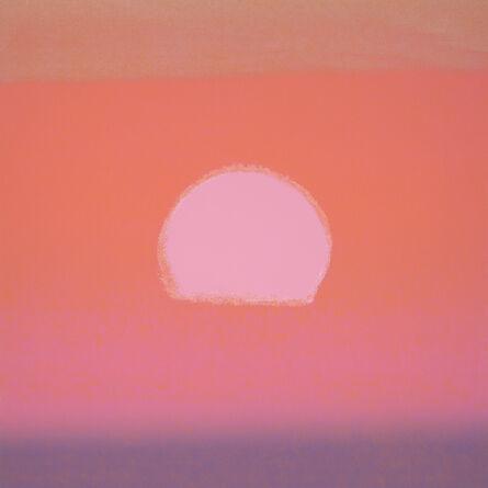 Andy Warhol, ' Sunset', 1972