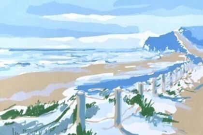 Rachel Gracey: The Pacific Coast
