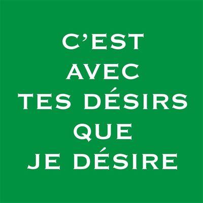 """Pep Agut, '""""C' est avec tes désirs que je désire""""', 2003-2005"""