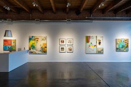"Joe Ramiro Garcia ""Pictures, Things, and Living Arrangements"""