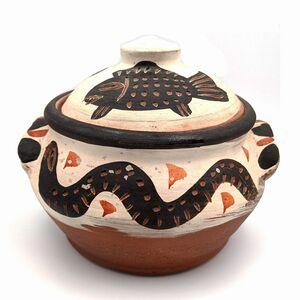 Akio Takamori, 'Lidded Jar', 1989-1990