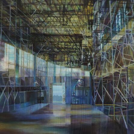 Nancy Newman Rice, 'Uncertain Portal', 2015
