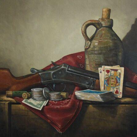 Hickory Mertsching, 'One-Eyed Jack', 2020