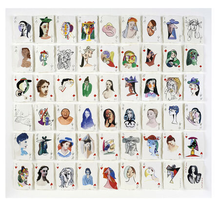 Holly Frean, 'A Pack of Picasso's Women ', 2015