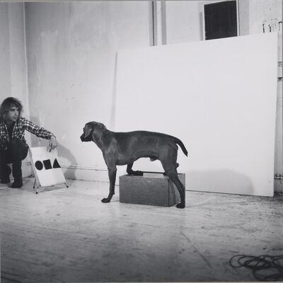 William Wegman, 'Before/On/After (detail)', 1972