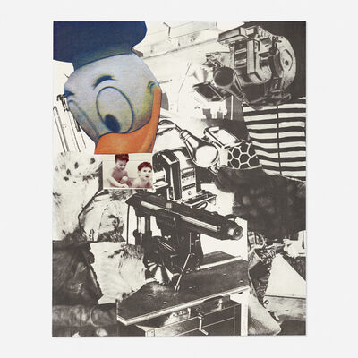 Jim Dine, 'Untitled (from Tool Box)', 1966