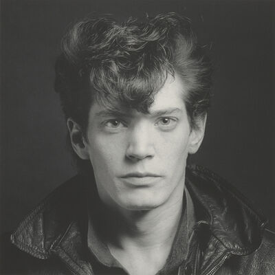 Robert Mapplethorpe, 'Self-Portrait', 1980