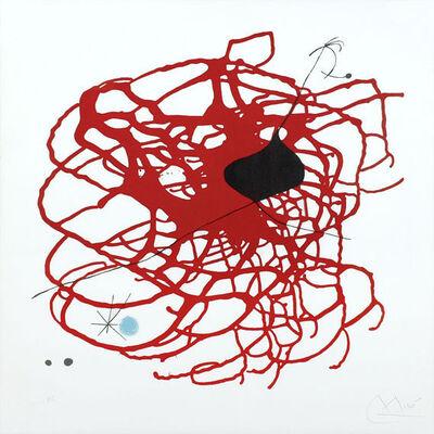 Joan Miró, 'Beats', 1968