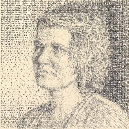 Leslie Nichols, 'Michelle (Wollstonecraft 1792)', 2016