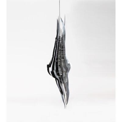 Ingo Maurer, 'Magnoon - Unique piece - Ceiling lamp', 1995