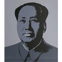 Andy Warhol, 'Mao-Grey', 2019