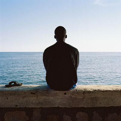 Pascal Bastien, 'Refugee in Ventimiglia,  Italy', 2015