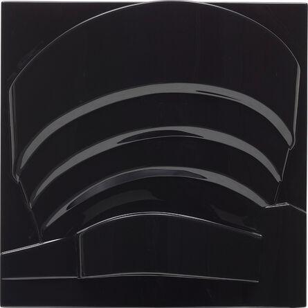 Richard Hamilton, 'Guggenheim (Black) (L. M3)', 1970