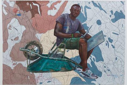Jean David Nkot, 'Etat des Lieux'