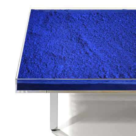 Yves Klein, 'Table IKB®', from the edition begun in 1963 / produced upon order