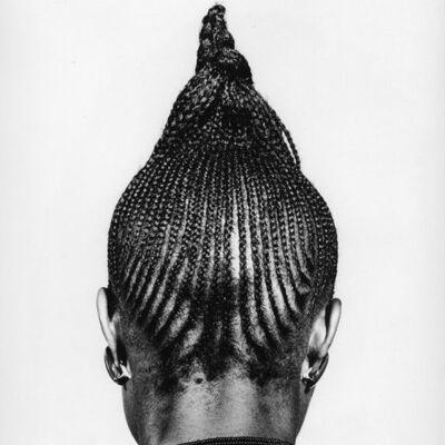 J.D. 'Okhai Ojeikere, 'Beri Beri HD 557/74', 1974