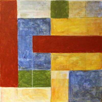 Robert Ludwig, '12 x 12 #1', 2017