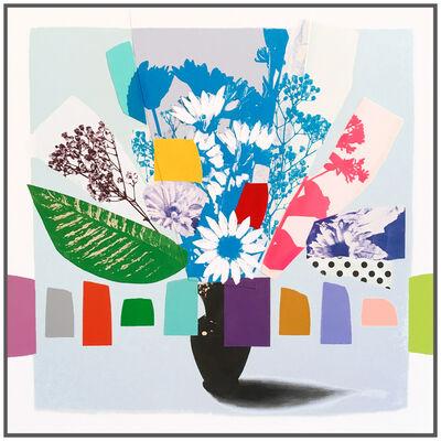 Emily Filler, 'Vintage Bouquet Mini (White Flowers)', 2021
