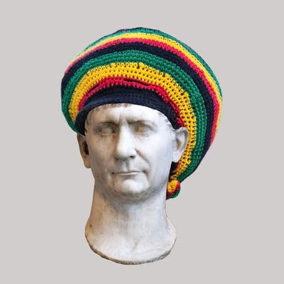 Cecilia Miniucchi, 'Roman Emperor Trajan/Jamaican Rasta Hat', 2018