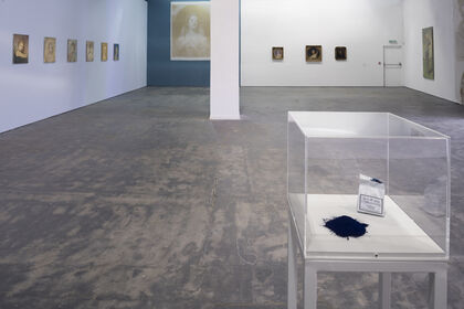 Michael Fullerton: Prussian Blue