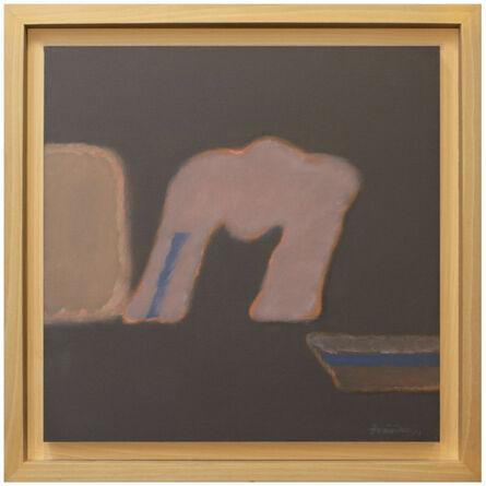 Manuel Hernandez, ' Signo Inclinado / Slanted Sign', 1976