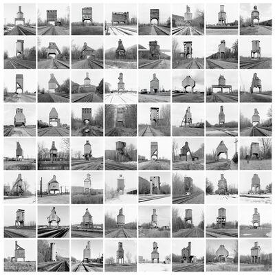 Jeff Brouws, '64 Coaling Towers'