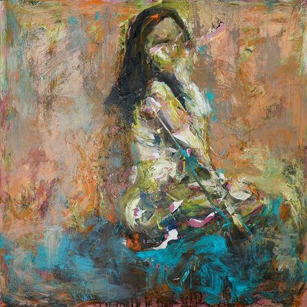 Haleh Mashian, 'Femme 2', 2018