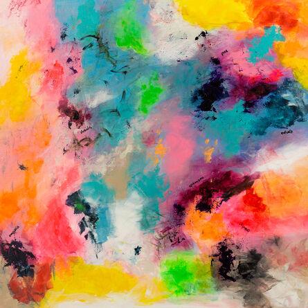 Covella, 'Colour Storm II', 2020