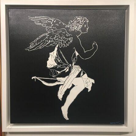 Blek le Rat, 'Angel', 2006