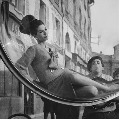 Melvin Sokolsky, 'Serenade Breath, Paris', 1963