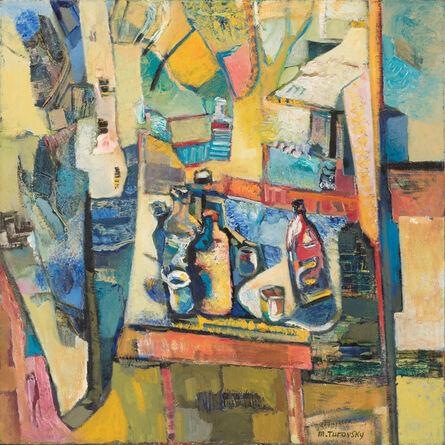 Mikhail Turovsky, 'Still Life, Sunny Morning', 1982