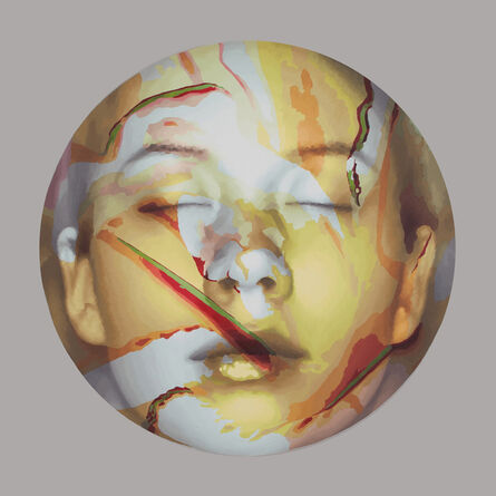 Ye Hongxing, 'Brilliant Color Love Infactuation No.4', 2012