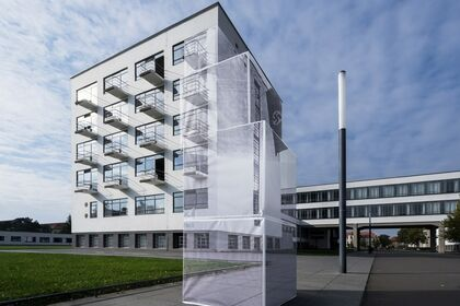 Georg Brückmann: Bauhaus Dessau