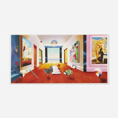 Ferjo, 'Hallway to Infinity', 2000