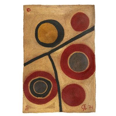 Alexander Calder, 'Floating Circles', 1974