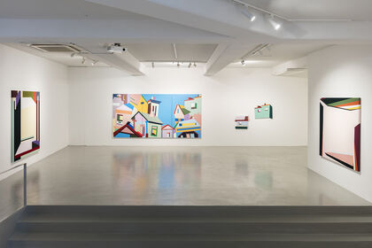 Post Covid19, Special exhibitions, Part 1 - Jen PAK, Legoscaped
