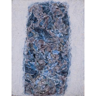Simon Hantaï, 'Pli 49', 1964