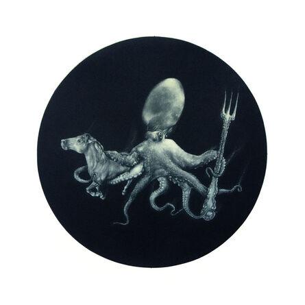 Laine Groeneweg, 'Poseidon, Sea Level Suite', 2017