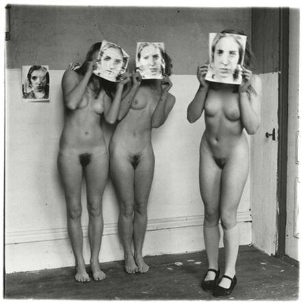 Francesca Woodman, 'About Being My Model, Providence, Rhode Island', 1976