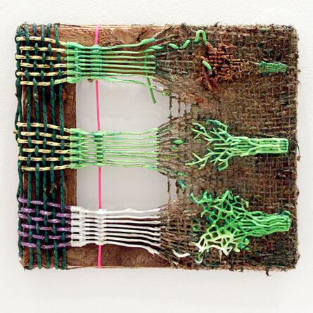 Fabian Marcaccio, 'Arbological', 2014