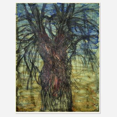 Jim Dine, 'Tree (A Female Robe for Karen McCready)', 1981